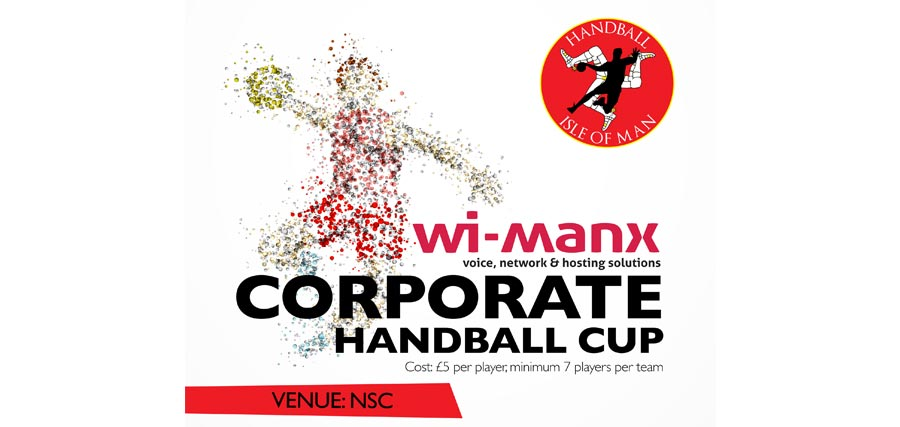 Wi-Manx Continue to Support Handball