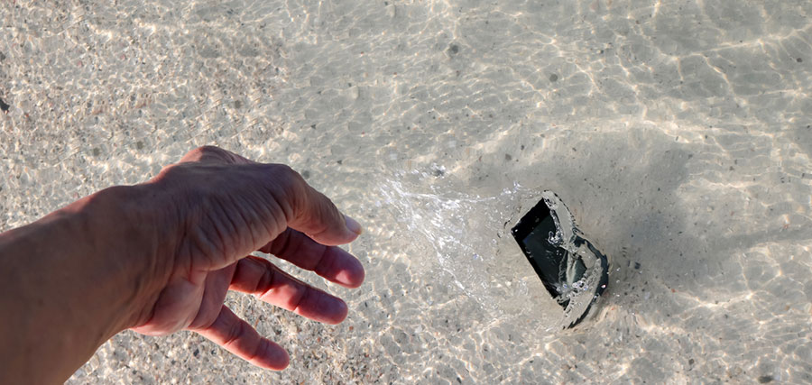 What to Actually Do If Your Phone Gets Wet