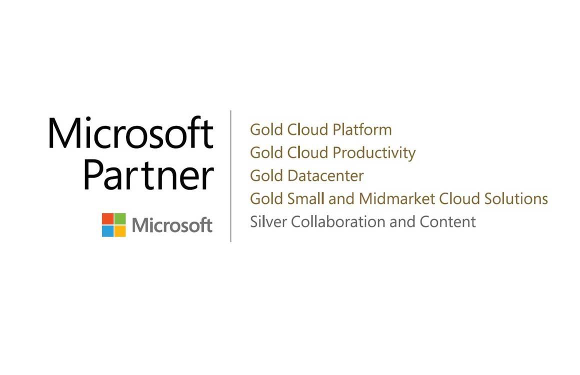 A Microsoft Office 365 Gold Partner